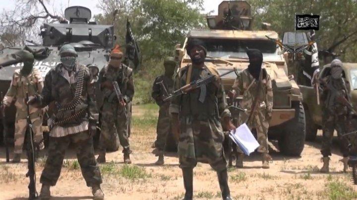 """Le chef de Boko Haram annonce son """"allégeance"""" à l'EI"""