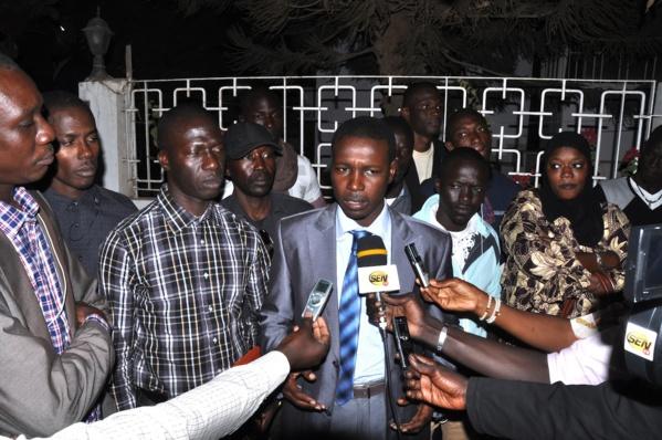 AFP:  Les jeunes vont proposer au BP du parti d'exclure Malick Guèye