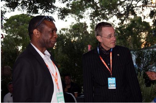 Youssou Ndour en Australie