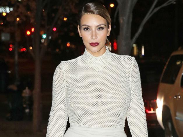 Kim Kardashian, ancienne ado rondelette : sa métamorphose en images