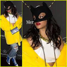 Rihanna, Catwoman débarque à Paris (mais sans Leonardo DiCaprio)