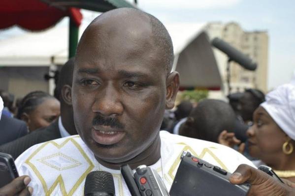 """Farba Ngom dénonce: «A l'intérieur de l'Apr même, il y a des responsables qui combattent l'Apr"""""""