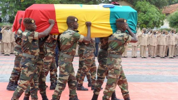 Bignona: Deux soldats tués et trois autres blessés lors d'une attaque des forces du MFDC