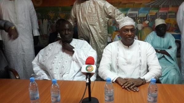 Colobane: inauguration d'une artère qui va porter le nom de Sokhna Diarra Bousso