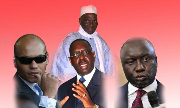 Macky Sall, Karim Wade et Idrissa Seck...récit d'une guerre fratricide