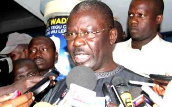Babacar Gaye: « Si le Pds éclate en mille morceaux à la suite du choix d'un candidat à une élection … »