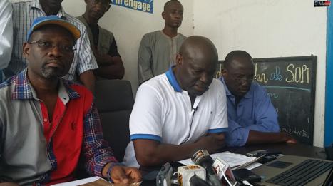 """Ameth Fall Baraya: """"Abdoulaye Wade vit des moments difficiles, tous ses fils devraient être à ses côtés pour le soutenir"""""""
