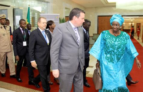 Commission des Nations unies : Aminata Touré demande la généralisation de la parité au-delà des postes électifs