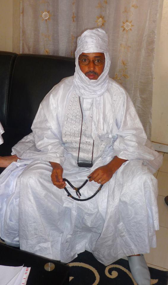 Ziarra Annuelle : Mémorial de Cheikh Dié Ould Mohamed Faadal