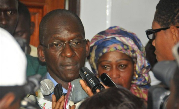 Abdoulaye DIouf Sarr: « Depuis 2012, et après les élections locales, le maire de Dakar pose des actes de défiance »
