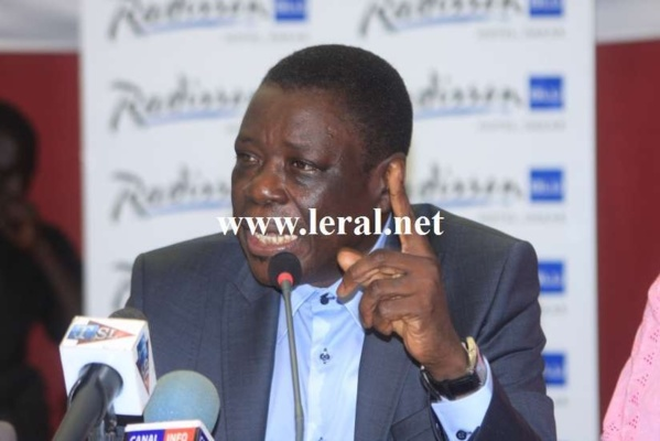 La CPE-TAXAWU SENEGAL propose à l'Etat de lever les tabous et confusions sur la masse salariale