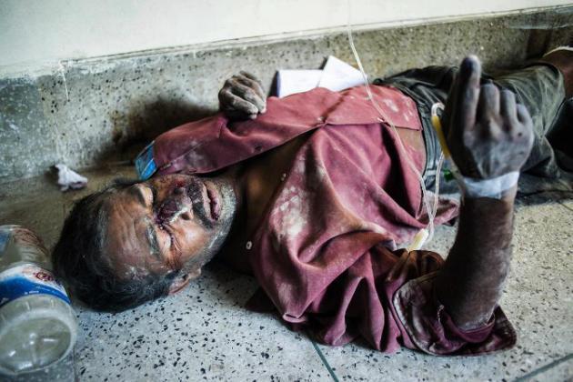 Bangladesh: au moins 7 morts dans l'effondrement d'une usine