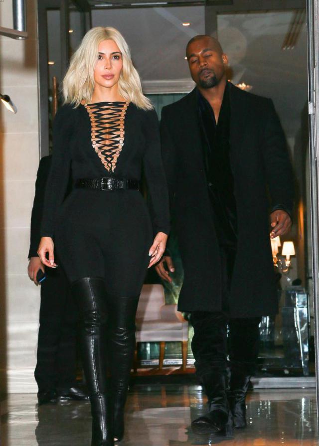 Kim Kardashian déprimée car elle n'arrive pas à tomber enceinte, Kanye la console !