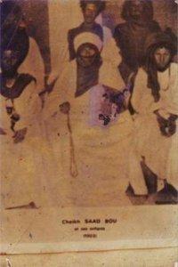 Biographie concise de Cheikhna Cheikh Saad Bouh Chérif