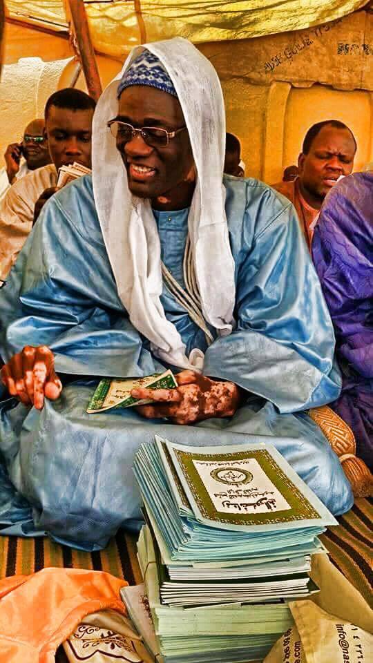 Serigne Amsatou Ibn Serigne Souhaïbou Mbacké