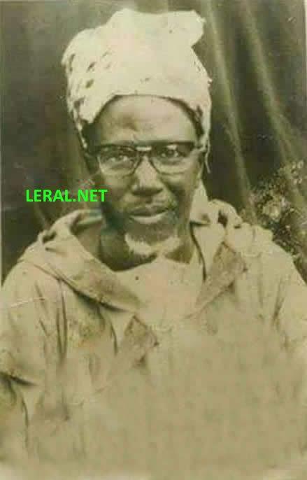 Une photo inédite de Serigne Sidy Mokhtar Mbacké (Yalla na fi yagg ta wéér)