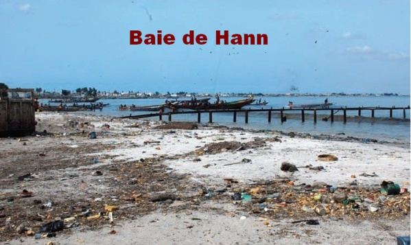 Dépollution:  Water Keeper Alliance au chevet de la Baie de Hann !