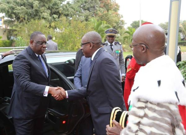 Arrestation de Fadel Barro et Cie: Macky Sall active Kabila pour la libération des Y'en A MAristes