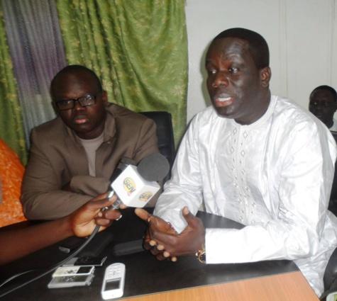 Exclus de l'Afp : Gackou et ses camarades engagent la battaille judiciaire contre Niasse