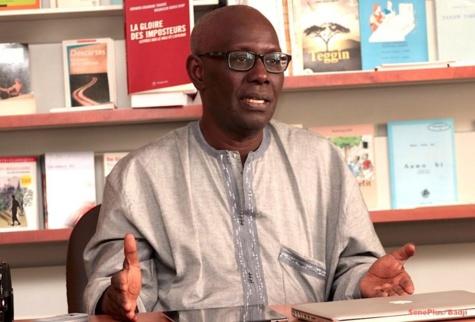 """Boubacar Boris Diop : """"Le timing de cette révélation de Paganon n'est sans doute pas innocent"""""""