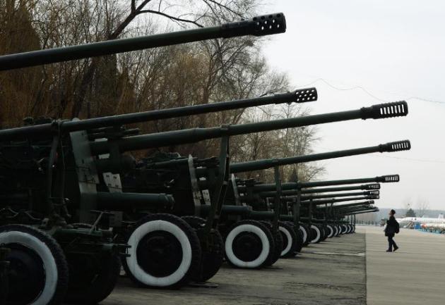 La Chine dépasse l'Allemagne et la France comme 3e exportateur d'armes
