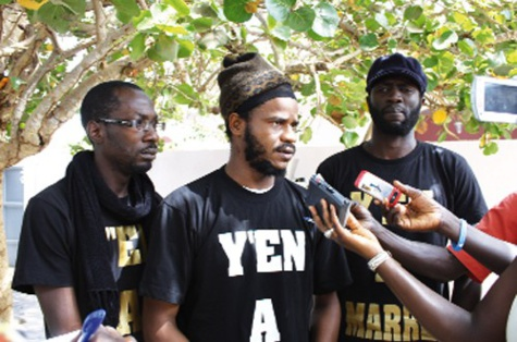 Y en a marre va au Burundi prochainement