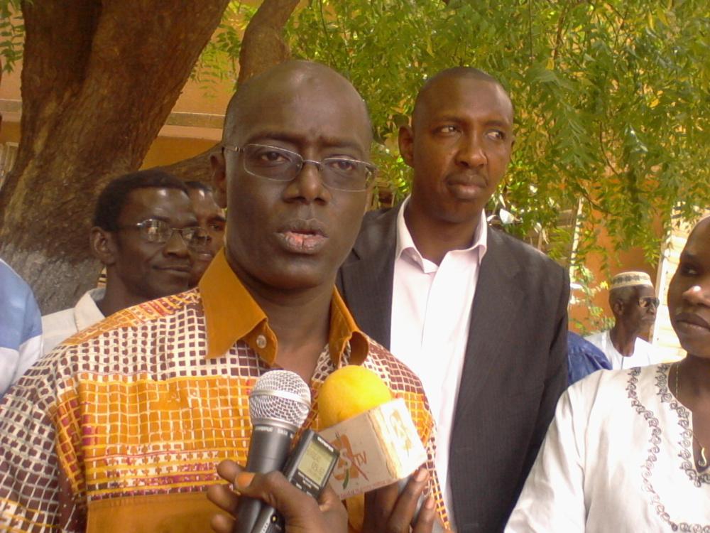 """Thierno Alassane Sall sur la crise scolaire: """"L'heure commence à être grave"""""""
