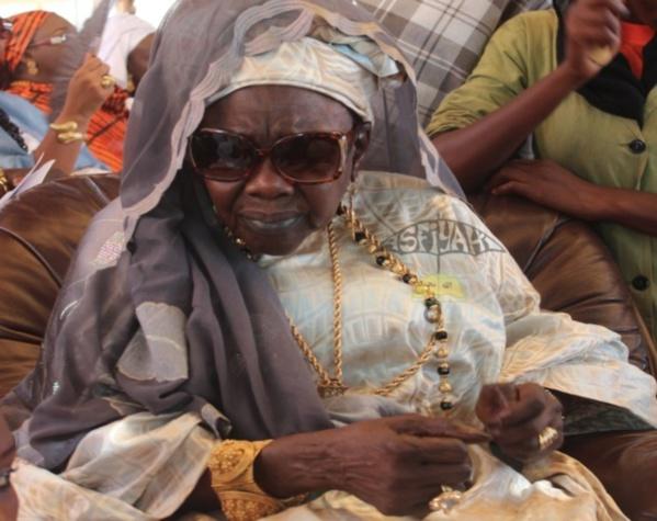 Tivaouane en deuil: Décès de la Doyenne de la Famille Sy, Sokhna Oumou Kalsom Sy