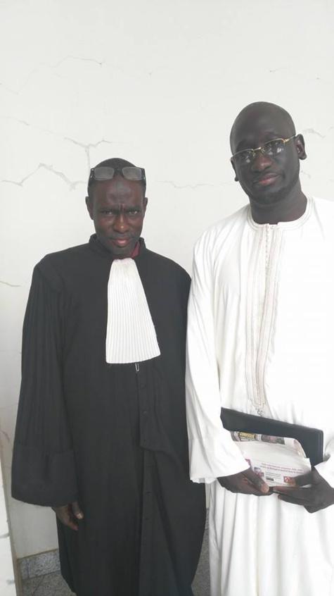 Serigne Assane Mbacké 'se porte à merveille', selon son avocat