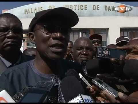 Me Amadou Sall transféré au Cap Manuel