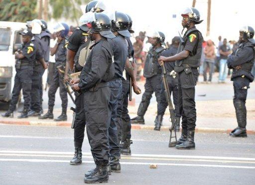 Soupçons de troubles d'ici le 23 mars: Dakar sous haute surveillance policière