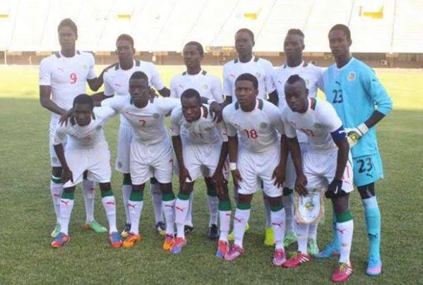 CHAN des U20 : Le Sénégal en finale !