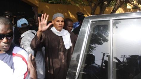 Rebeuss: Karim Wade privé de visite