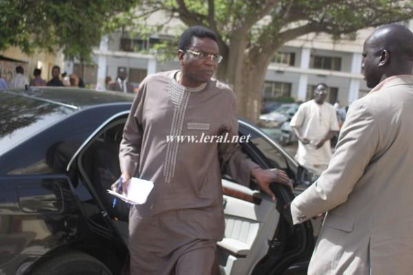 Me Mbaye Jacques Diop annonce une plainte contre un frère de la Première dame