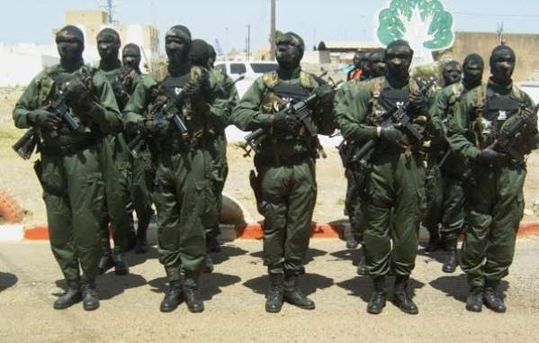 En direct du procès Karim Wade: Le GIGN et la BIP quadrillent le Palais de justice de Dakar