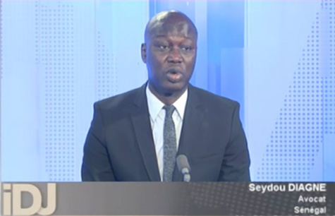Me Seydou Diagne annonce à Karim Wade sa condamnation
