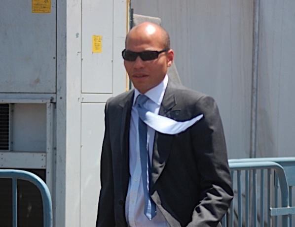 Condamné à 6 ans de prison, Karim Wade accueille le verdict avec 'calme et sérénité''