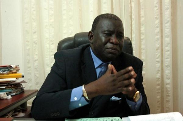 """Me Assane Dioma Ndiaye, Président de la LSDH: """" Aux juges, on leur demande de s'interroger sur eux-mêmes"""""""