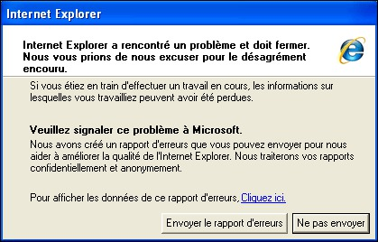 Top 10 des grands souvenirs qu'on gardera d'Internet Explorer, salut l'artiste