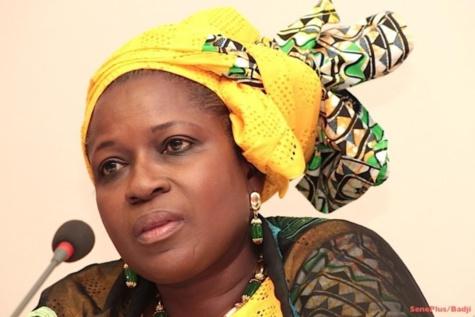 Innocence Ntap Ndiaye installée à la tête du Haut conseil du dialogue social