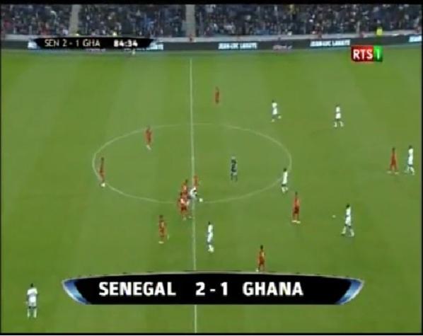 Le Sénégal bat le Ghana en amical (2-1)…Rentrée réussie pour Aliou Cissé