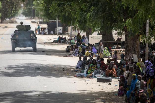 Nigeria: frappes aériennes sur des positions de Boko Haram