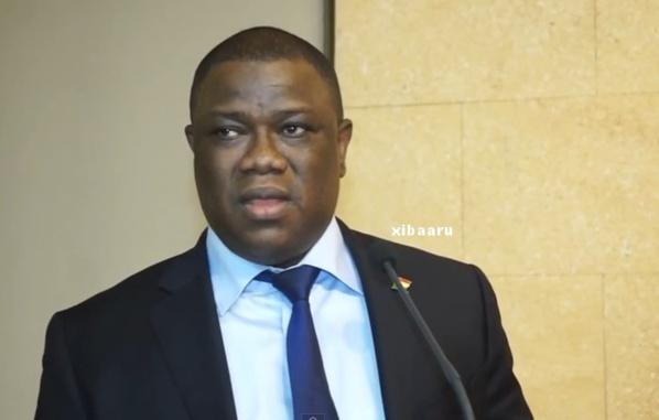 Baldé se prononce sur le verdict du procès Karim : « Nous voulons la justice mais dans les règles de l'art »