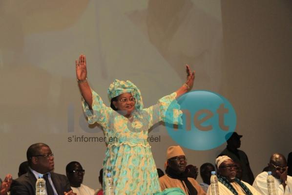 Vent de rébellion au Pds: Les libéraux de Bambey désignent  Aïda Mbodj candidate du Pds en 2017