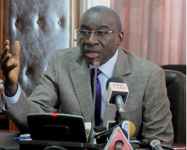 """Audio-""""L'affectation du juge Abdou Yaya Dia à Ziguinchor n'est pas une sanction"""" selon Sidiki Kaba"""