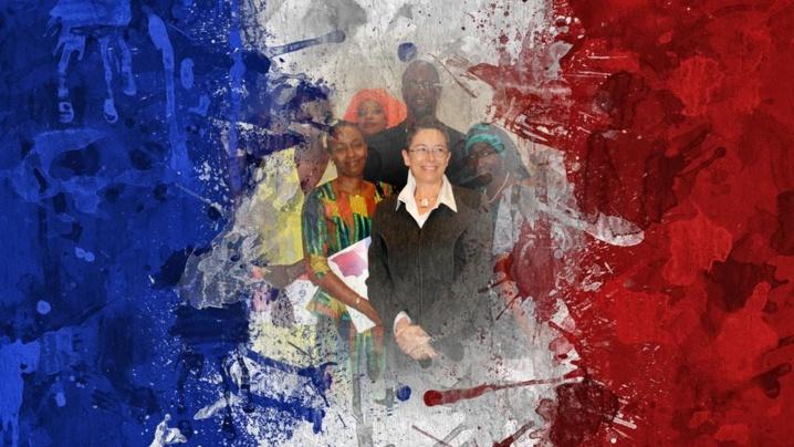 Bienvenue à ces nouveaux citoyens français -Sénégalais !