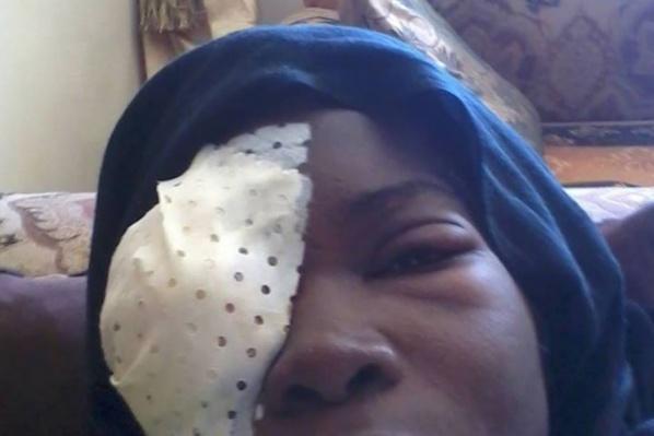 SOS : Mobilisons nous pour sauver  Salimata Faye