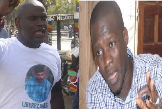 Devant la barre hier : Massaly et Demba Dang lachés par les libéraux