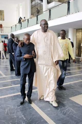 Abdou Mbow désavoue Cissé Lo et Cie: « Le Président ne renie jamais sa parole »