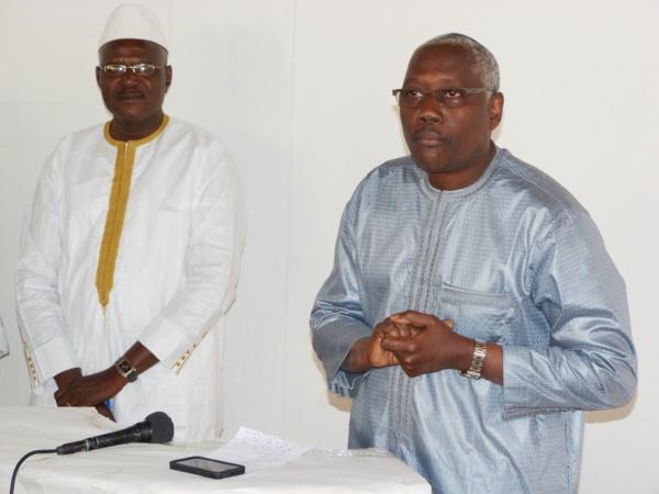 Passation de Service: Dr Hamady Bocoum quitte la Direction du Patrimoine, Abdoul Aziz Guissé installé